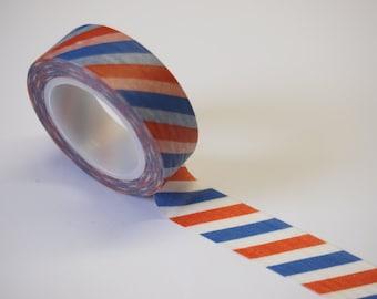 stripe Washi Masking Tape (10M)