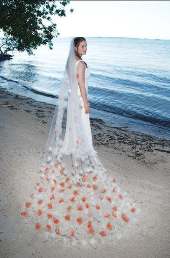 Sweet UMA veil - Two Color Combination