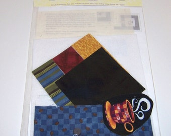 Quilt Kit Quilt In A Day Applique Cafe' Small