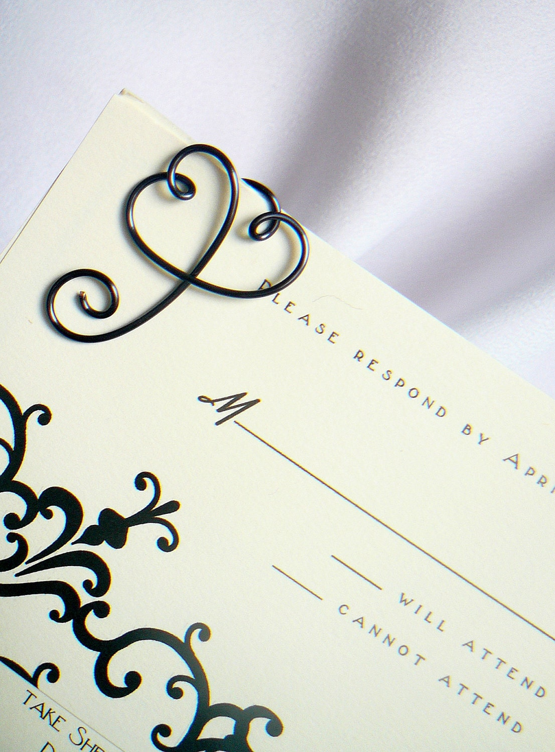 invitation lovee elegant fastener for invitation paper With paper fasteners wedding invitations