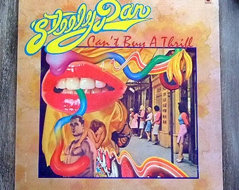 Vintage 1972 Steely Dan Can T Buy A Thrill Album Donald