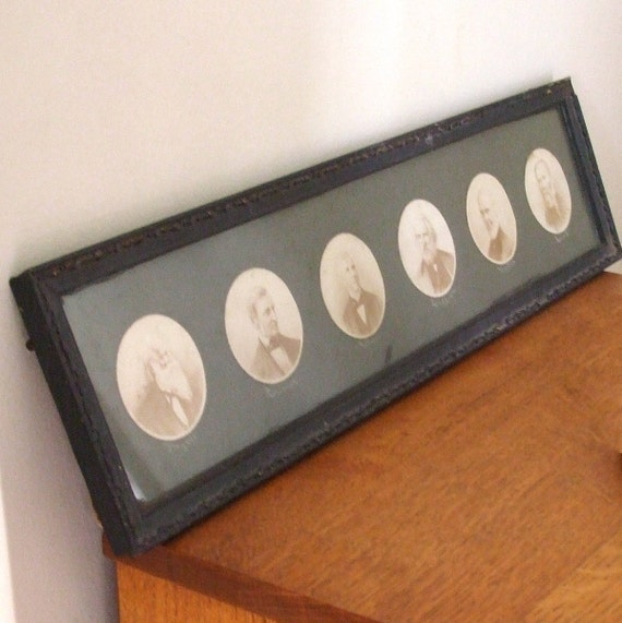 Antique Wall Hanging Library Decor Poet Photos