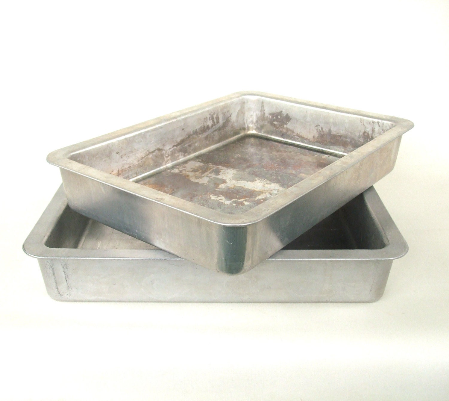 Rema Cushionaire 9 X 13 Cake Pans Insulated Aluminum