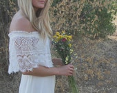 Reserved For Fionna - Vintage Wedding Gown - Olivia