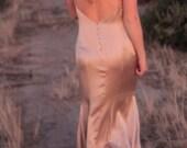 SALE - Vintage Wedding Gown - Jessie