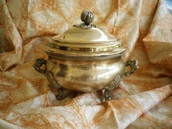 RESERVED MACK Alpaca Soup Bowl Antique Decorative Tableware