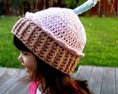 Items similar to Little Cupcake Hat Pattern PDF Crochet ...