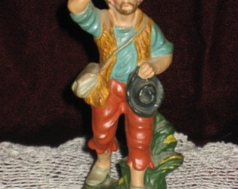 Figurine of Man Made in Italy