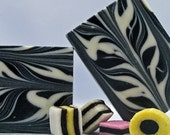 Artisan Soap–Licorice Homemade Luxury Cold Process Soap