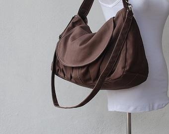 Christmas in July SALE - Fortuner, Diaper Bag, School Bag, Messenger Bag, Canvas School bag, crossbody bag, Gift for Her / 40% Off