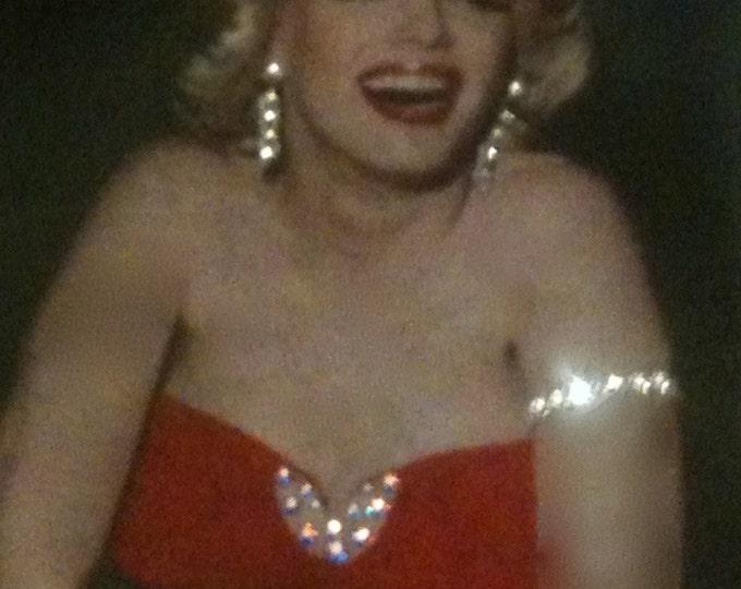 Bags and Purses Messenger Handbag Marilyn Monroe  Mini Messenger Removable Change Style