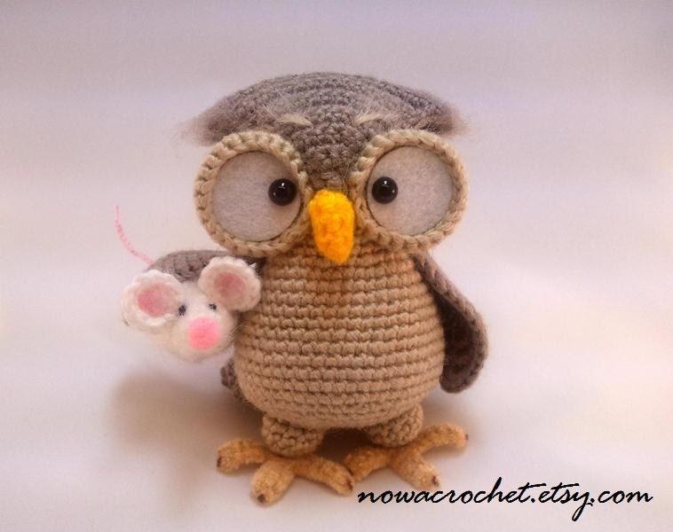 owl henriette amigurumi pdf crochet pattern. Black Bedroom Furniture Sets. Home Design Ideas