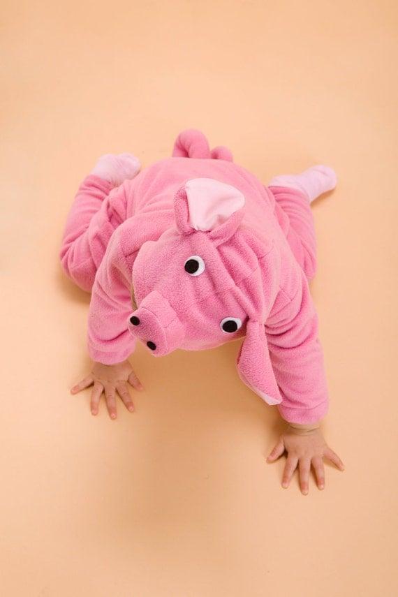kids halloween costume for toddler piggie