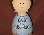 Personalized Pregnant Mom