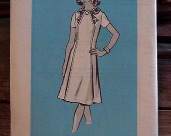 Marian Martin 9359 Vintage Dress Pattern Dress Size Misses 16 Vintage Printed Pattern itsyourcountry