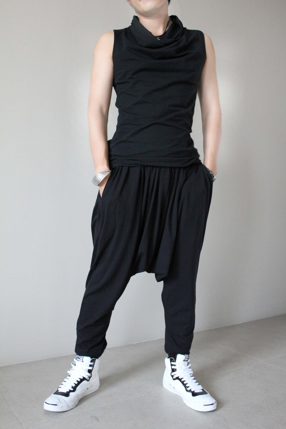 You searched for: mens harem pants! Etsy is the home to thousands of handmade, vintage, and one-of-a-kind products and gifts related to your search. No matter what you're looking for or where you are in the world, our global marketplace of sellers can help you find unique and affordable options.