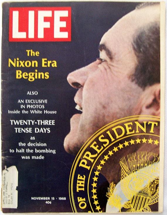 Life Magazine November 15, 1968