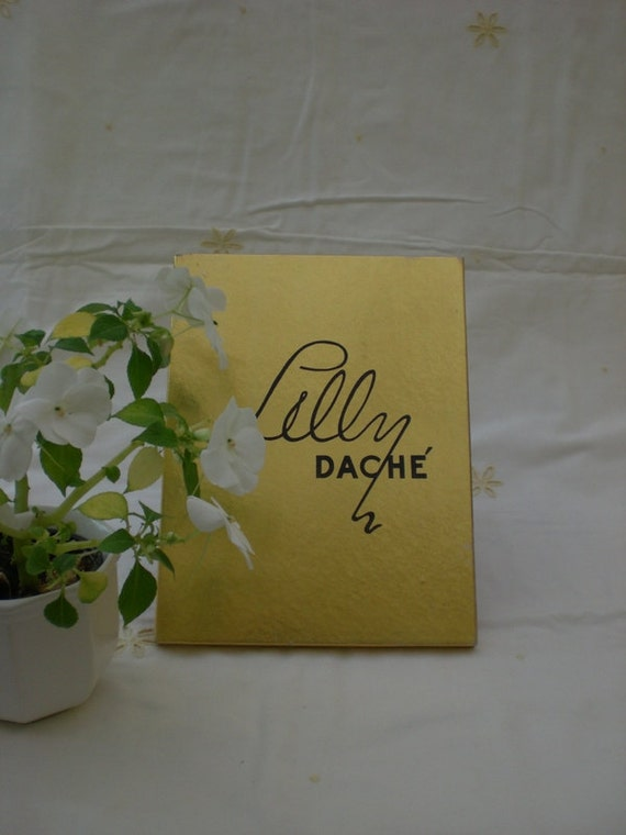 Lilly Dache Stockings Box