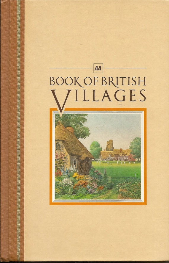 REDUCED: AA Book of British Villages