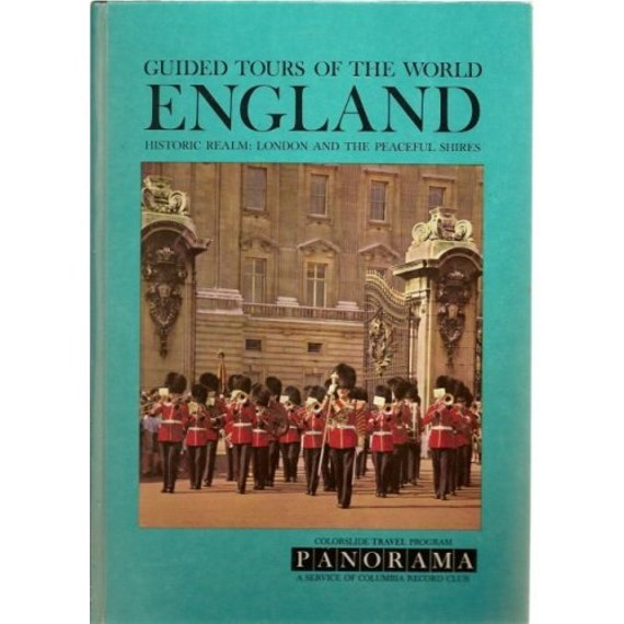 PANORAMA Colorslide Tour of England 1961 (Hardcover)