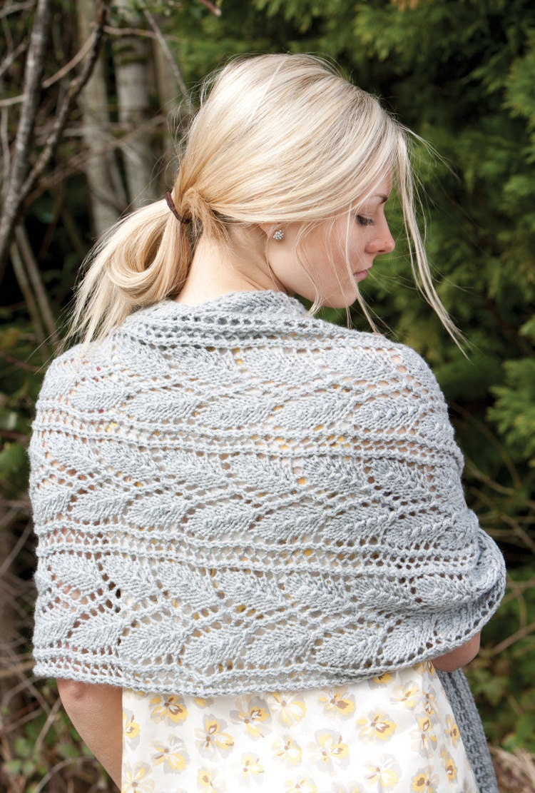 Knitted wrap scarf or prayer shawl pattern pdf download zoom bankloansurffo Image collections