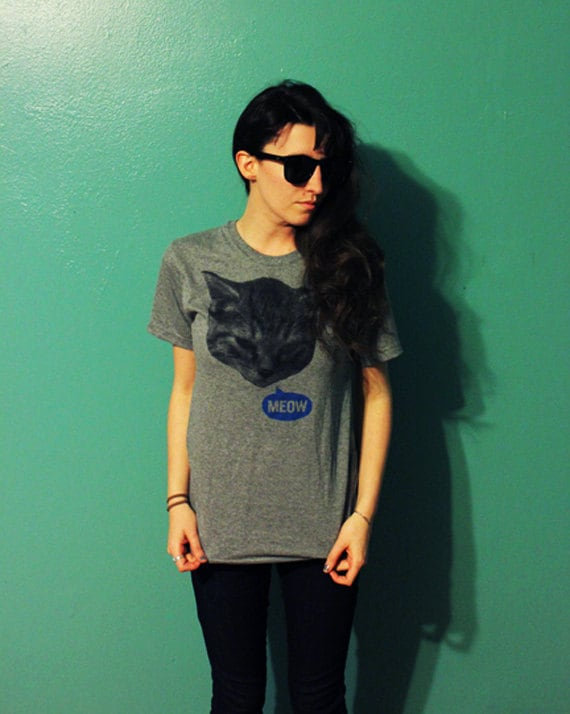 Kitten T-shirt (unisex)