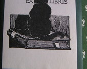 Collectible Bookplates - Vintage Bookplates and Bookmark