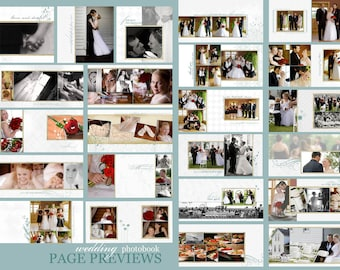 Photoshop photo album templates