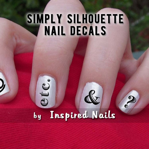 Literature-Inspired Nail Art - Curiosity Quills Press