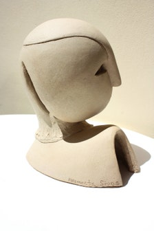 Keramik in skulpturen etsy kunst for Minimal art kunstwerke