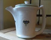 Art Deco Teapot - Paden City Pottery