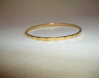 Monet Golden Designer Bracelet