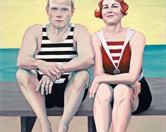 Boardwalk - Fine Art Print