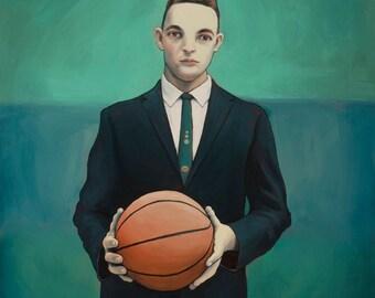 Coach - Fine Art Print