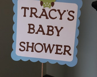 Owl Sign, Owl Baby Shower, Owl Birthday Party, Owl Decorations,