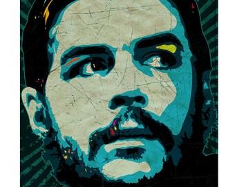 Che Guevara Art Giclee Print