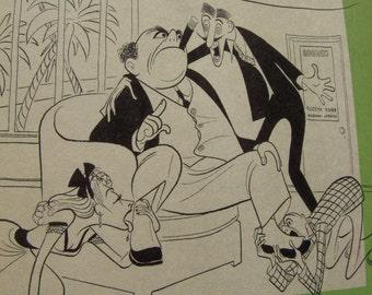 1949 Listen to the Mockingbird book by S J Perelman