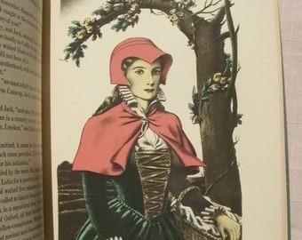 1947 Westward Ho by  Charles Kingsley Illustrated by Edward A Wilson