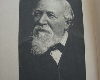 1898 The Poetical works of Robert Browning book volume 2