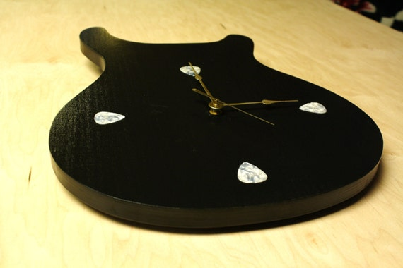 PRS Electric Guitar Wall Clock