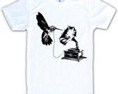DJ Hummingbird Men's/Unisex T-Shirt
