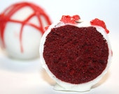 Luxurious Red Velvet Cake Truffles