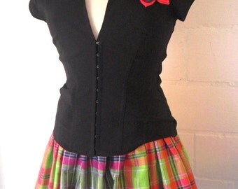 Striking Colours Twirl Skirt for Adult - Size S  (READY TO SHIP)