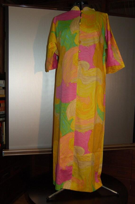 Tori Richard Honolulu Caftan/Dress