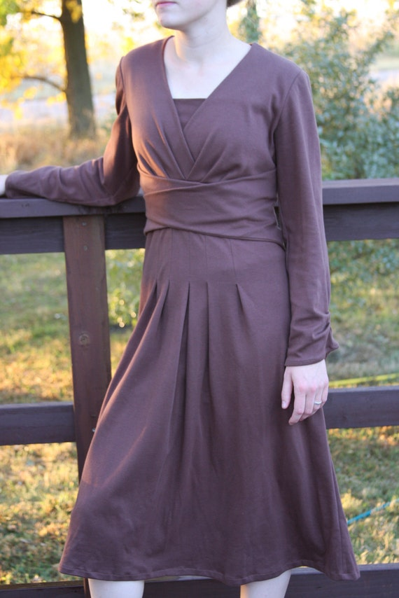 Gorgeous Modest Dress, Formal or Casual