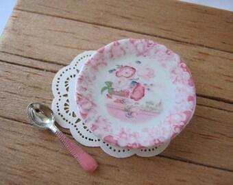Pomeroy Plate for Dollhouse