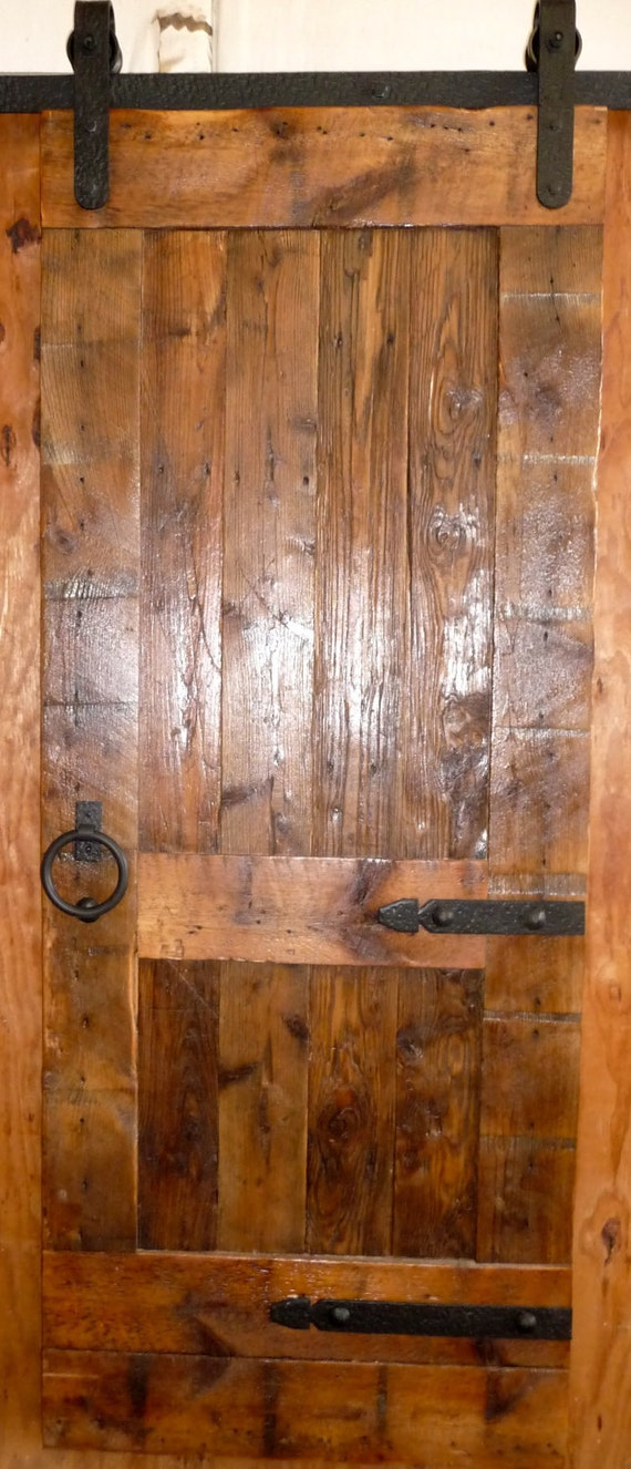 Sliding barn doors reclaimed sliding barn doors for sale for Recycled interior doors