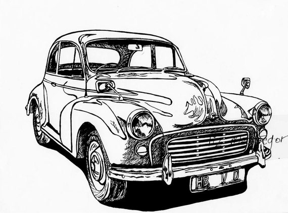 How To Draw A Gmc Pickup Truck also Black And White Car Drawings in addition Coloring Pictures Of Trucks likewise Autos besides Antique Car And The Unique Design Coloring Pages For Boys. on old chevy truck drawings easy