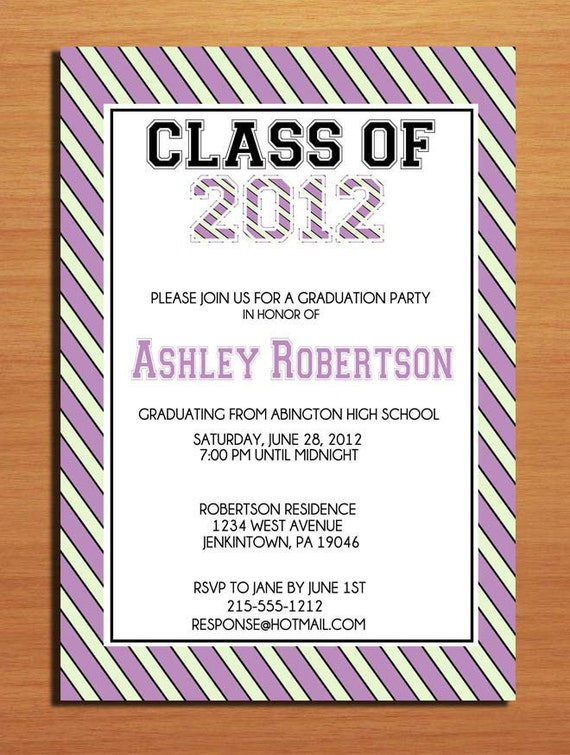 Walgreens Graduation Invitations with luxury invitation example