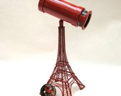 Kaleidoscope Handmade Romance Unique Art Hearts Valentine Flowers French Eiffel Tower